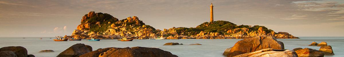 Ke Ga lighthouse vietnam