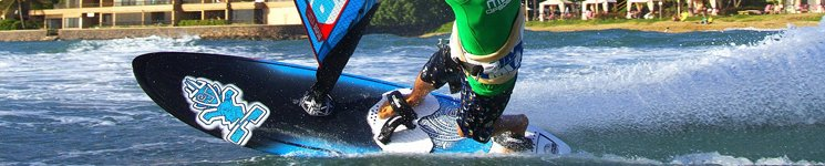 Starboard and NeilPryde windsurf gear for rent